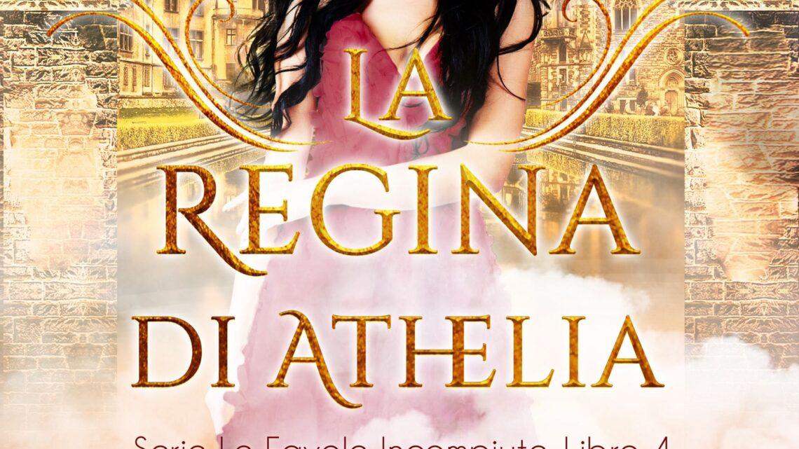 La regina di Athelia di Aya Ling – COVER REVEAL