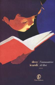 L'annusatrice di libri di Desy Icardi – RECENSIONE