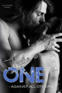 Book Cover: Together as one – against all others di Ella Moore - COVER REVEAL