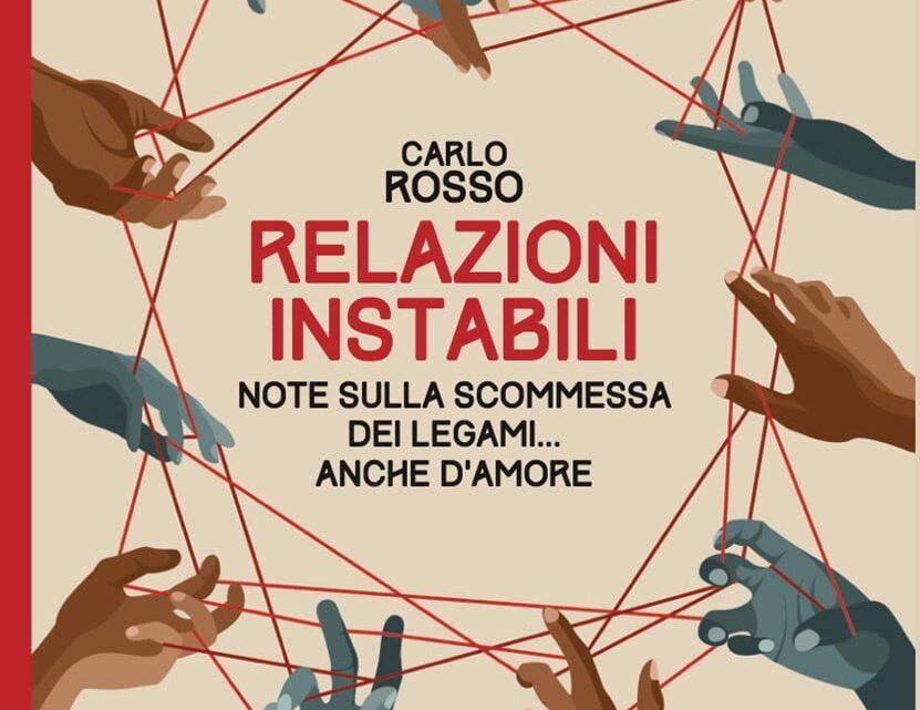 Relazioni Instabili di Carlo Rosso – COVER REVEAL