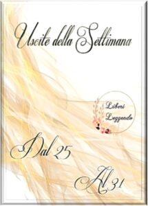 Book Cover: Uscite della Settimana
