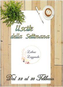 Book Cover: Uscite della Settimana - Dal 22 al 28 Febbraio