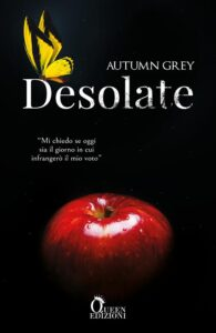 Book Cover: Desolate di Autumn Grey - COVER REVEAL