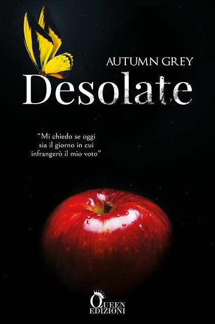 Desolate di Autumn Grey – COVER REVEAL
