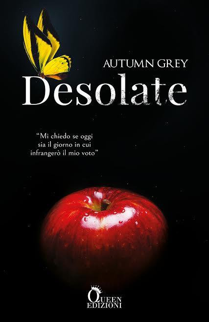 Book Cover: Desolate di Autumn Grey - COVER REVEAL