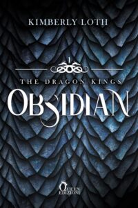 Book Cover: Obsidian di Kimberly Loth - COVER REVEAL