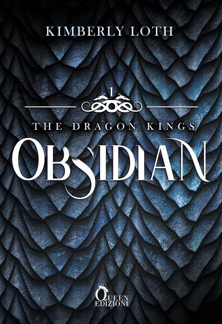 Obsidian di Kimberly Loth – COVER REVEAL