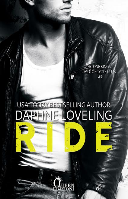 Book Cover: Ride di Daphne Loveling - COVER REVEAL