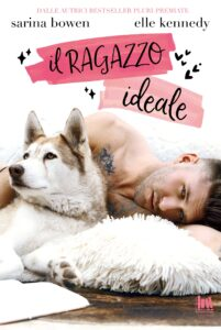 Book Cover: Il ragazzo ideale di Sarina Bowen e Elle Kennedy - Review Party - RECENSIONE