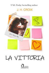 Book Cover: La vittoria di J.H. Croix - COVER REVEAL