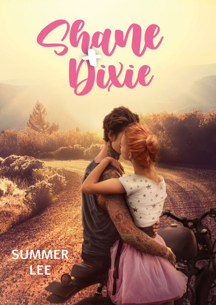 Book Cover: Shane+Dixie di Summer Lee - COVER REVEAL