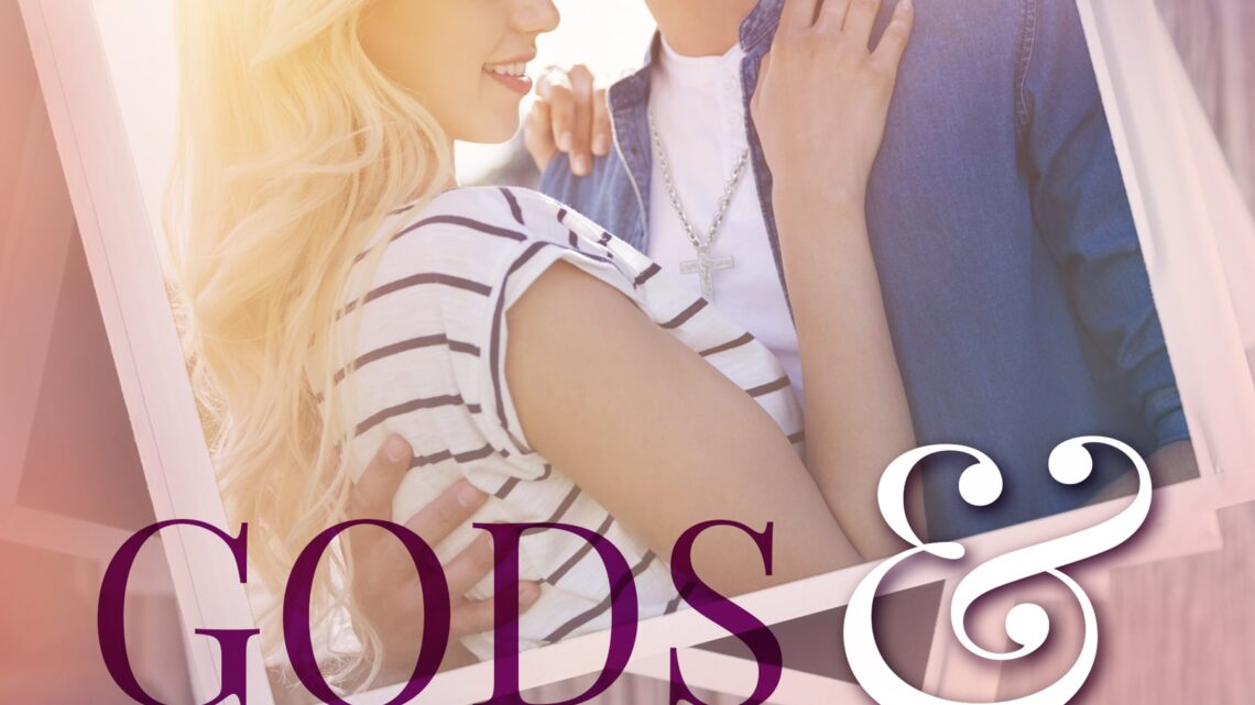 Gods & Monsters di Saffron A. Kent – COVER REVEAL
