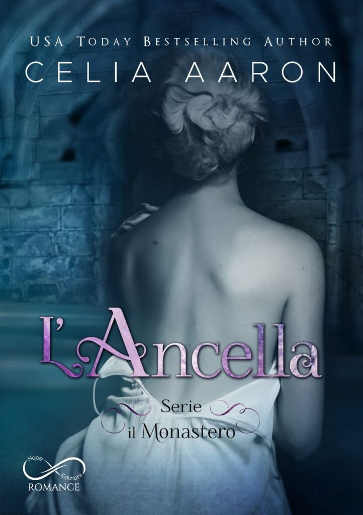 Book Cover: L'ancella di Celia Aaron - COVER REVEAL
