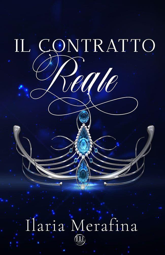 Book Cover: Il contratto reale di Ilaria Merafina - Review Tour - RECENSIONE