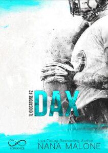 Book Cover: Dax di Nana Malone - COVER REVEAL