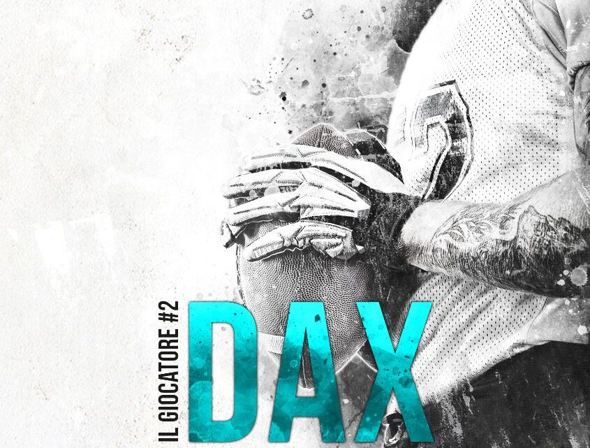 Dax di Nana Malone – COVER REVEAL