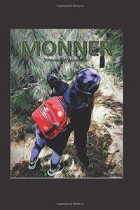 Book Cover: Monner di Simona Gervasone - RECENSIONE