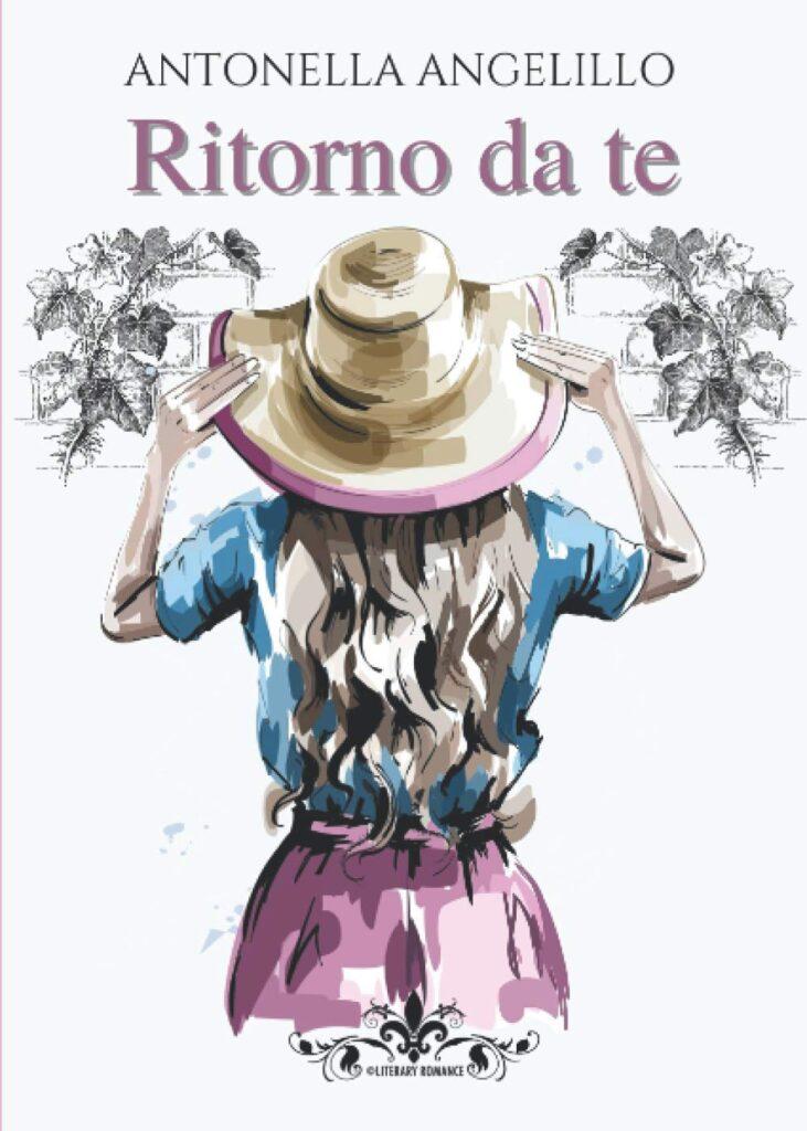 Book Cover: Ritorno da te di Antonella Angelillo - Review Party - RECENSIONE