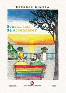 Book Cover: Scusa... hai da accendere? di Edoardo Rimola - SEGNALAZIONE