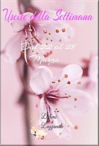 Book Cover: Uscite della Settimana dal 22 al 28 Marzo 2021