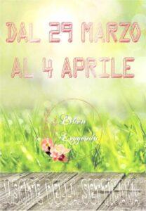 Book Cover: Uscite della Settimana dal 29 Marzo al 4 Aprile 2021