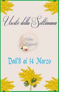 Book Cover: Uscite della Settimana dall'8 al 14 Marzo