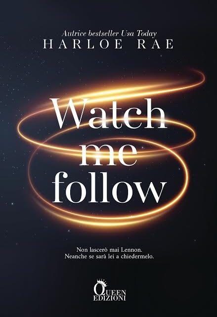 Watch me follow di Harloe Rae – COVER REVEAL