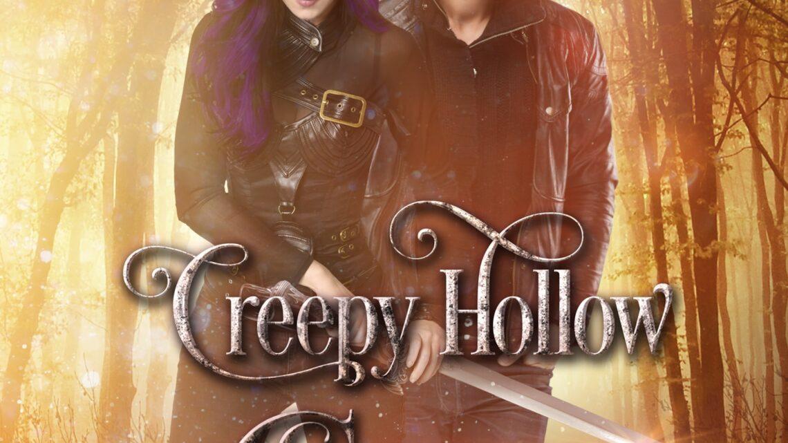 Creepy Hollow – La Guerra di Rachel Morgan – COVER REVEAL