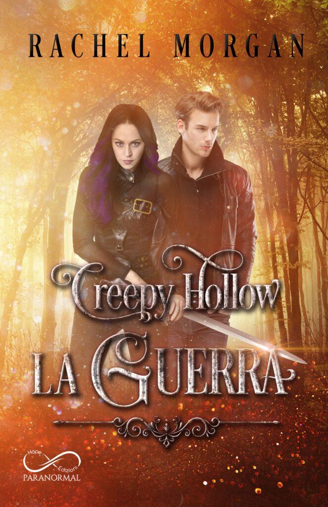 Book Cover: Creepy Hollow - La Guerra di Rachel Morgan - COVER REVEAL