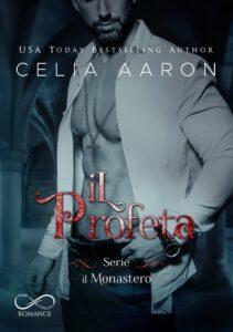 Book Cover: Il profeta di Celia Aaron - COVER REVEAL