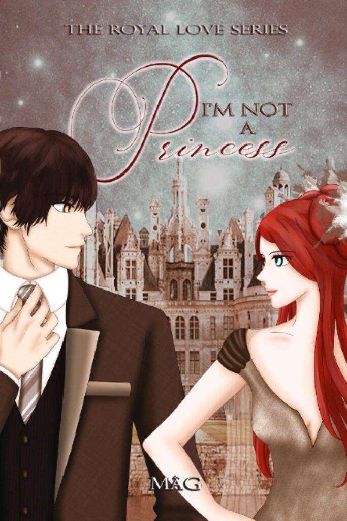 Book Cover: I'm not a princess di Mag - RECENSIONE