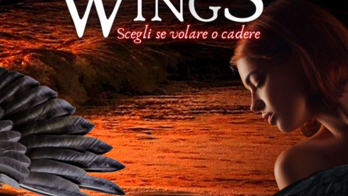 Dark Wings di Krisha Skies – SEGNALAZIONE