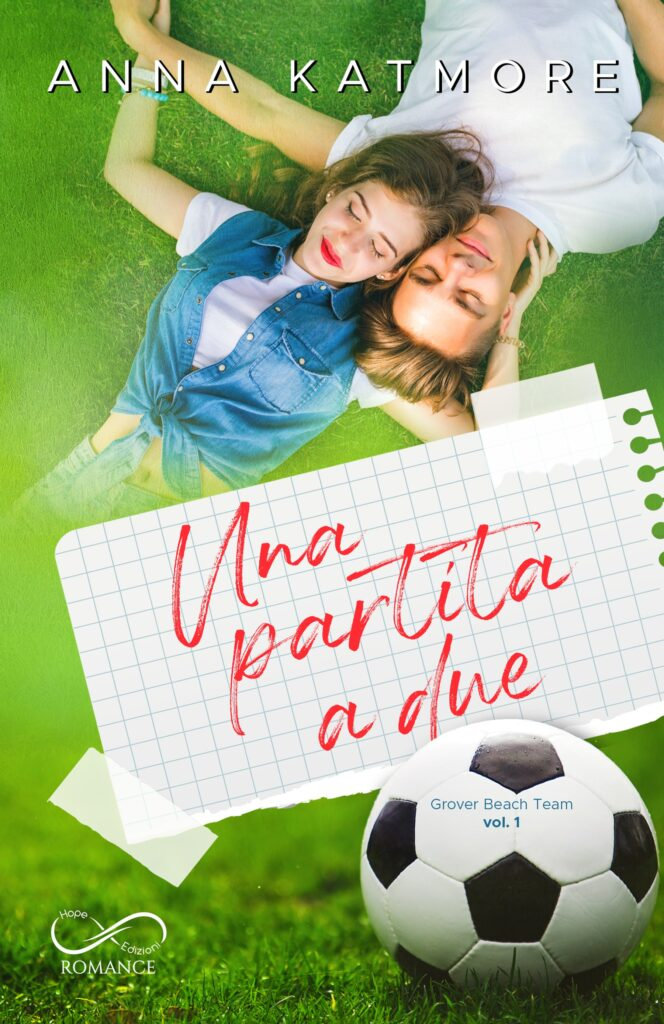 Book Cover: Una partita a due di Anna Katmore - COVER REVEAL