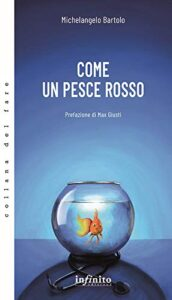 Book Cover: Come un pesce rosso di Michelangelo Bertolo - COVER REVEAL