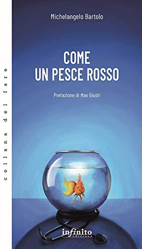 Book Cover: Come un pesce rosso di Michelangelo Bertolo - COVER REVEAL
