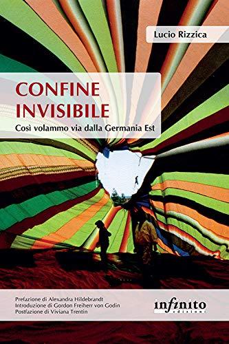 Confine invisibile di Lucio Rizzica – COVER REVEAL