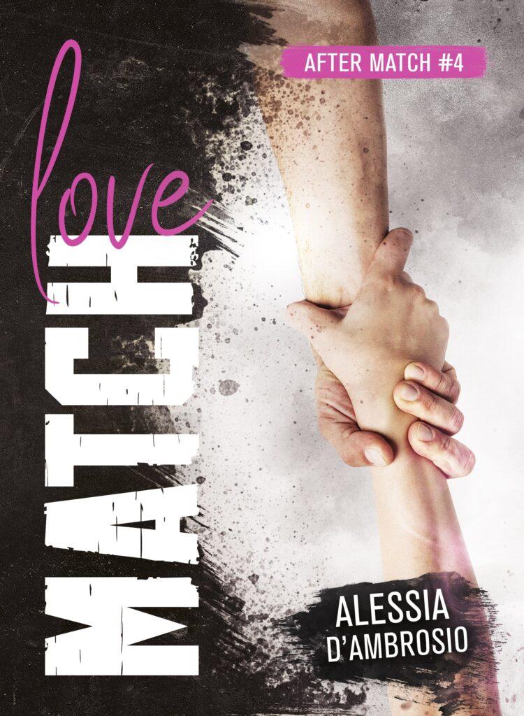 Book Cover: Love match di Alessia D'Ambrosio - COVER REVEAL