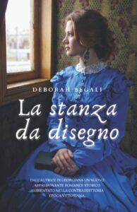 Book Cover: La stanza del disegno di Deborah Begali - SEGNALAZIONE