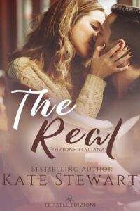 Book Cover: The Real di Kate Stewart - RECENSIONE
