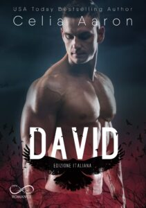 Book Cover: David di Celia Aaron - COVER REVEAL