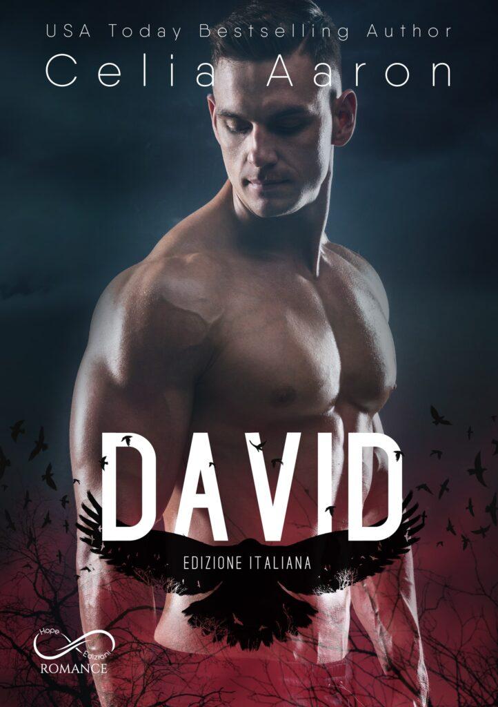 Book Cover: David di Celia Aaron - COVER REVEAL