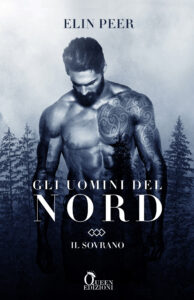 Book Cover: Il sovrano di Elen Peer - COVER REVEAL