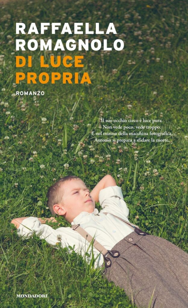 Book Cover: Di luce propria di Raffaella Romagnolo - RECENSIONE
