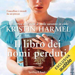 Book Cover: Il libro dei nomi perduti di Kristin Harmel - RECENSIONE