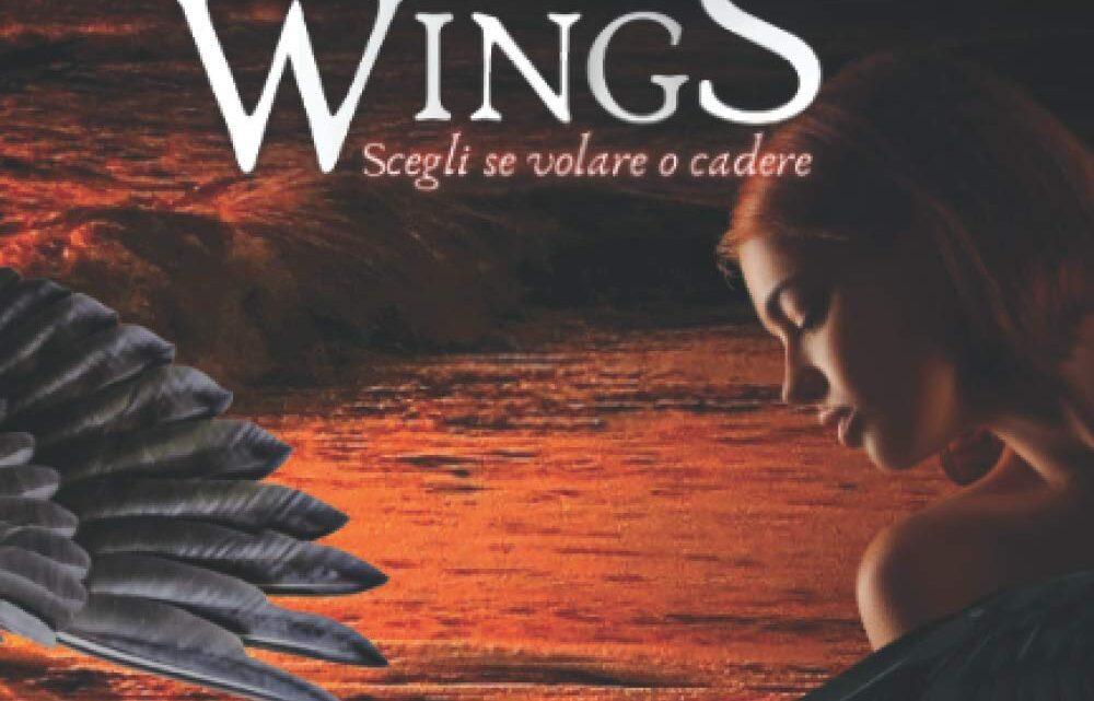 Dark Wings di Krisha Skies – RECENSIONE