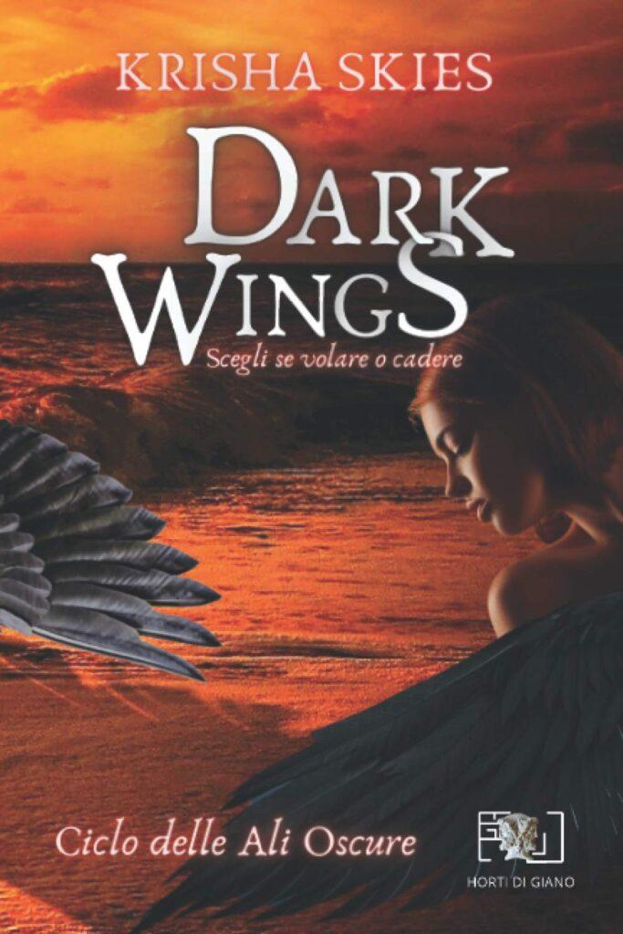 Book Cover: Dark Wings di Krisha Skies - RECENSIONE