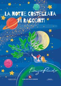 Book Cover: La notte costellata di racconti di Fabrizio Picciolo - SEGNALAZIONE