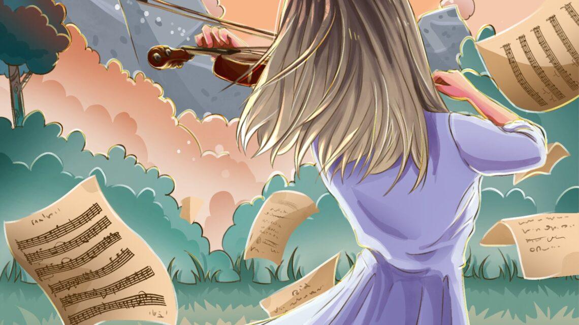 Melodia e poesia di Antonella Cefis – SEGNALAZIONE