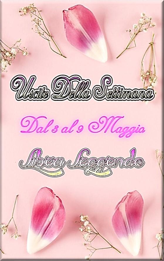 Book Cover: Uscite della Settimana dal 3 al 9 Maggio