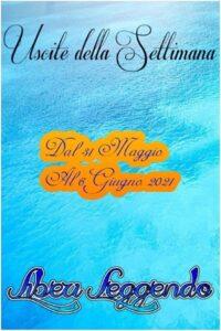 Book Cover: Uscite della Settimana dal 31 Maggio al 6 Giugno